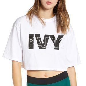 IVY PARK LOGO PRINT TEE 💖IN STORES💖
